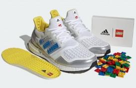 Adidas Rilis Sepatu Ultraboost DNA Hasil Kolaborasi dengan Lego