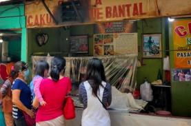 Cakwe Ko Atek, Kuliner Legendaris Pasar Baru