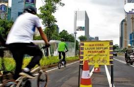 DKI Bangun Tugu Sepeda di Jalan Sudirman-Thamrin, Senilai Rp800 Juta