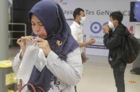 Tarif Rapid Test Antigen di Stasiun Turun Jadi Rp85.000