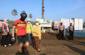 Proyek Penataan Kawasan Borobudur Menemui Sejumlah Kendala