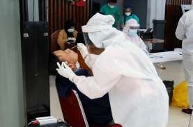 Tarif Rapid Test Antigen di Stasiun Turun jadi Rp85.000,…