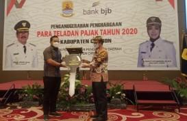 Pemkab Cirebon Beri Penghargaan kepada Teladan Pajak