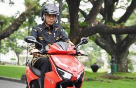 Begini Strategi Motor Listrik Gesits Penetrasi Pasar Indonesia