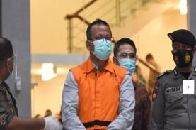 KPK Serahkan Berkas Perkara Edhy Prabowo ke PN Jakarta…