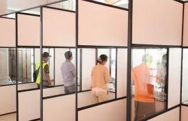 Lanjutkan Proses Simulasi GeNose C-19, Simulasi Penggunaan GeNose C-19 di Bandara I Gusti Ngurah Rai Bali Berjalan Lancar
