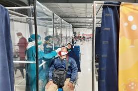 Tarif Rapid Test Antigen di Stasiun Turun Menjadi…