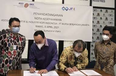 AEKI Gandeng JFX Edukasi Perdagangan Berjangka Kopi