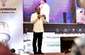 Buka Musrenbang, Ini Fokus Edy untuk Pemulihan Ekonomi Sumut