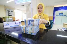 PENINGKATAN LABA BERSIH: Bankaltimtara Bagi Dividen…