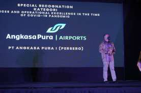 Angkasa Pura I Sabet Penghargaan Services and Operational…
