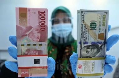 Nilai Tukar Rupiah Terhadap Dolar AS Hari Ini, Jumat 9 April 2021