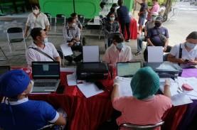 Vaksinasi Covid-19 di Kota Denpasar Telah Mencapai…