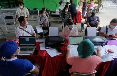 Vaksinasi Covid-19 di Kota Denpasar Telah Mencapai 152.148 Orang