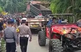 Kecelakaan Kalijambe Purworejo Tabrak Rombongan Santri, Renggut Korban Jiwa