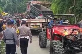 Kecelakaan Kalijambe Purworejo Tabrak Rombongan Santri,…