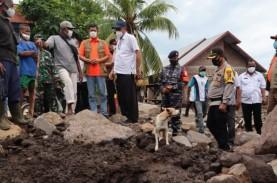 Intensifkan Pencarian Korban Bencana NTT, BNPB Terjunkan…