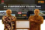 Raih Dana IPO, Fimperkasa (FIMP) Belanja Alat Berat