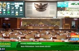 DPR Gelar Rapat Paripurna Masa Sidang IV 2020-2021, Ini Agendanya