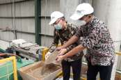 Teknologi STAL Inisiasi Trinitan (PURE) Diakui Kemenko Marves