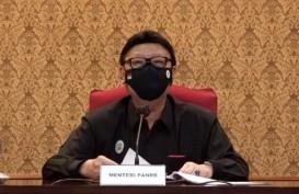 Formasi CASN Administrasi Dipangkas, Tjahjo: Hanya Duduk di Belakang Meja