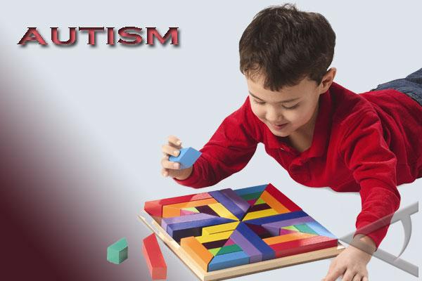 Ilustrasi- Anak yang mengidap autis. - Antara