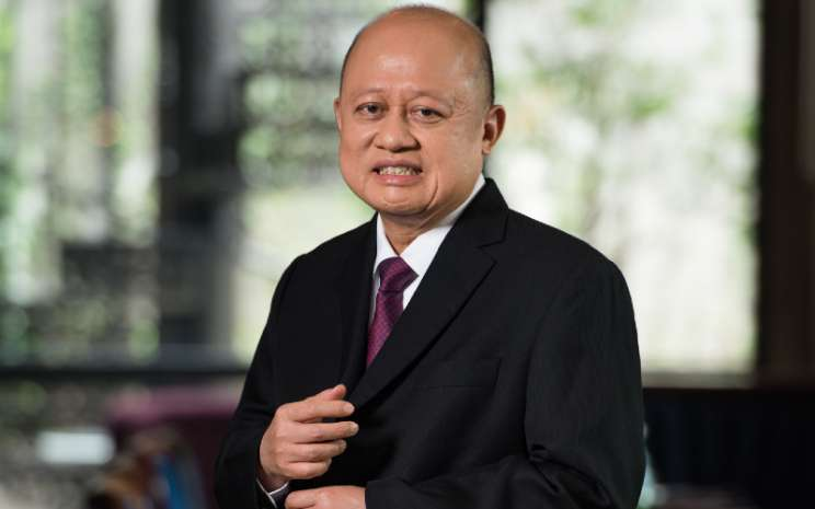Achmad Bakir Pasaman, Direktur Utama PT Pupuk Indonesia (Persero).  - Pupuk Indonesia