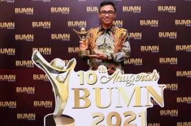 Dirut Pos Indonesia Raih CEO BUMN Terbaik Driving…