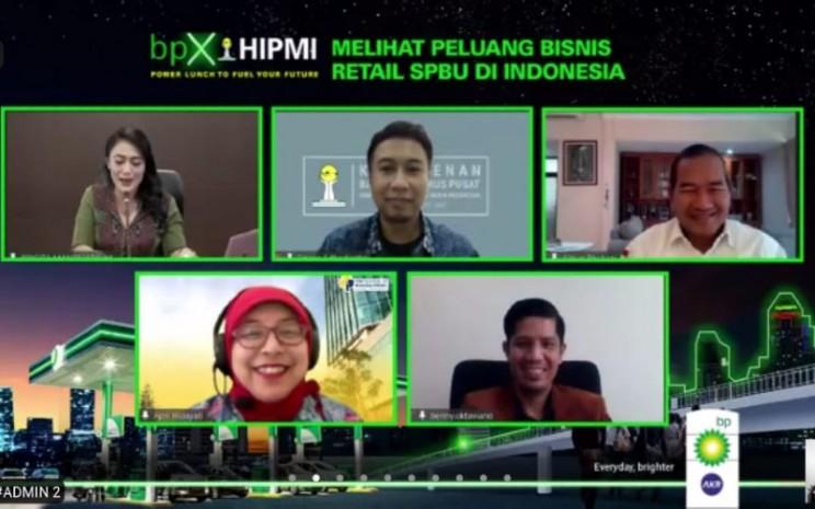 Bisnis SPBU di Indonesia akan bertumbuh sejalan dengan perkembangan ekonomi di Indonesia.  - Hipmi