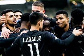 Jadwal & Klasemen Liga Prancis : Lille 3 Poin, PSG…
