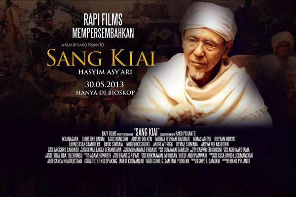 Sang Kiai, Film Terbaik FFI 2013  -  Istimewa