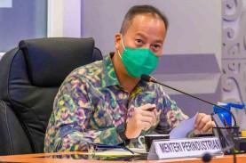Penyerapan Gas Murah Seret, Menperin Buka Suara