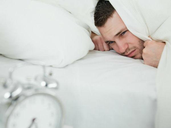 Gangguan tidur atau insomnia  -  boldsky.com