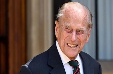 Kabar Duka dari Kerajaan Inggris, Pangeran Philip Meninggal Dunia