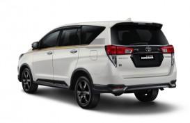 Toyota Hadirkan Kijang Innova Seri 50 Tahun, Ini Spesifikasinya