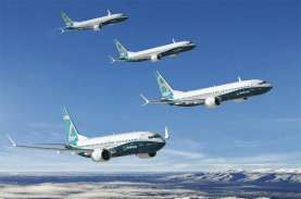 Usai Diizinkan Terbang, Boeing Kandangkan Puluhan…