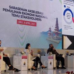 Sarasehan Akselerasi Pemulihan Ekonomi Nasional