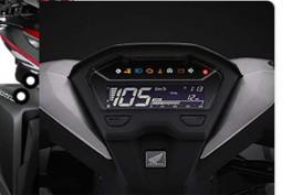 Daftar Kode Error Sepeda Motor Honda, Dilihat dari Speedometer