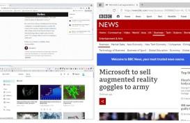 FITUR PERAMBAN: Chrome Reading List versus Edge Collections