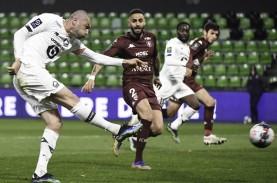 Hasil Liga Prancis, Lille Makin Tinggalkan Juara Bertahan…