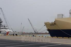 Pembangunan Terminal Peti Kemas Patimban Hampir Rampung