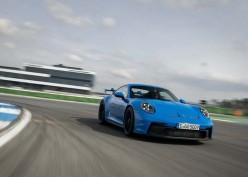 Porsche 911 GT3 Anyar Gendong Mesin yang Lebih Garang