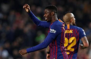 Prediksi Madrid vs Barcelona: Adu Cepat Dembele vs Vinicius, Siapa Menang?
