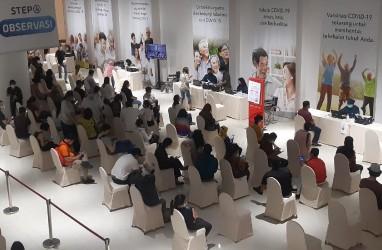 Program Vaksin Covid-19 Indonesia Terbaik Keempat di Dunia