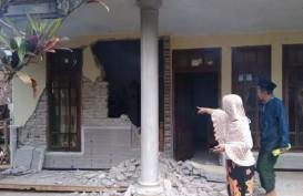 Gempa Magnitudo 6,7 Rusakkan Sejumlah Rumah di Malang