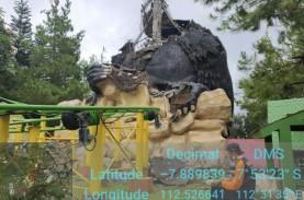 Patung di Batu Secret Zoo Rusak Akibat Gempa, Tidak…