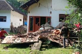 Update Gempa Malang: Lebih dari 300 Rumah Rusak di…