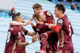 Manchester City Dilibas Leeds, Dallas : Kami Tak Pernah…