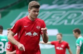 Hasil Bundesliga Jerman, Leipzig Pangkas Jarak dari…
