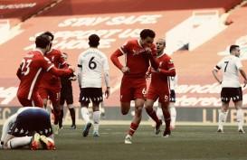 Liverpool Susah Payah Tundukkan Villa, Balas Dendam Tak Memadai